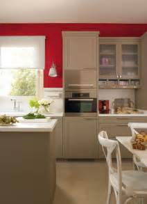 Modern Kitchen Wall Colors Modern Beige Kitchen Design With Walls Digsdigs
