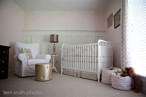 Nursery With Wainscoting by Nursery Wainscoting Thenurseries