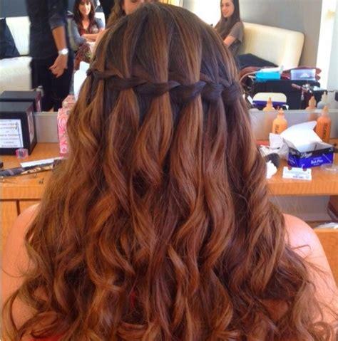 hair styles for a run opciones de peinados para quincea 241 eras que te encantaran