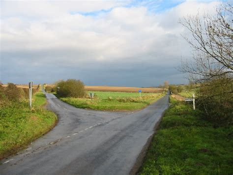 file country road junction geograph org uk 84580 jpg