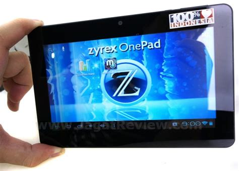Tablet Android Zyrex review zyrex onepad sm746 tablet android ics murah seharga 800 ribuan rupiah jagat review