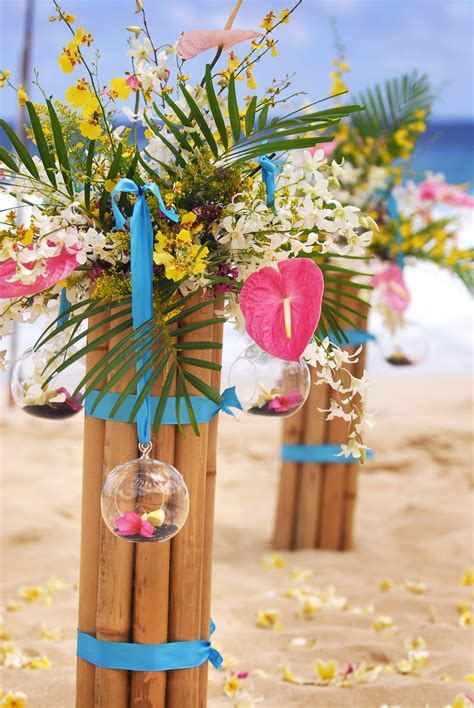 tropical themes hawaiian decorations ideas house experience