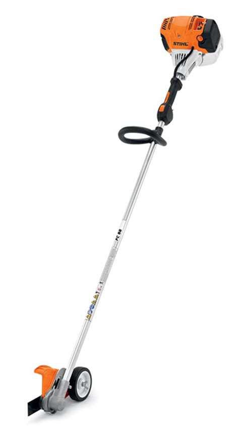 stihl bed edger fc96 stihl straigh shaft professional edger