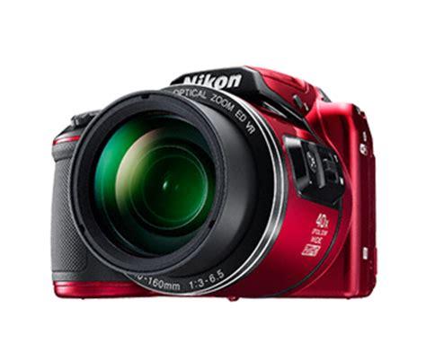 Nikon Coolpix B500 Kamera Digital Paket Nikon Coolpix B500 Szuperzoom Snapbridge
