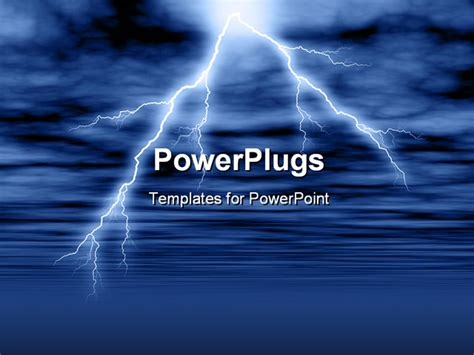 powerpoint templates lightning free created in ps powerpoint template background of lightning
