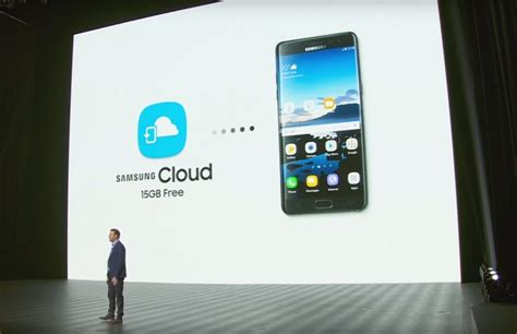 my samsung cloud samsung now has a cloud of its own and note7 users get 15gb free gsmarena