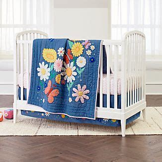 next nursery bedding sets baby bedding sets crate and barrel