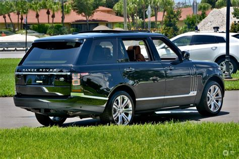 range rover autobiography black edition 2014 land rover range rover autobiography black edition