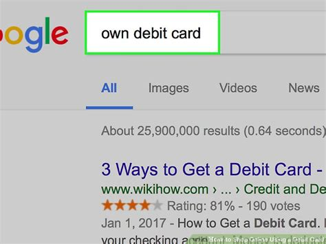 how to make a paypal account with debit card 3 ways to shop using a debit card wikihow