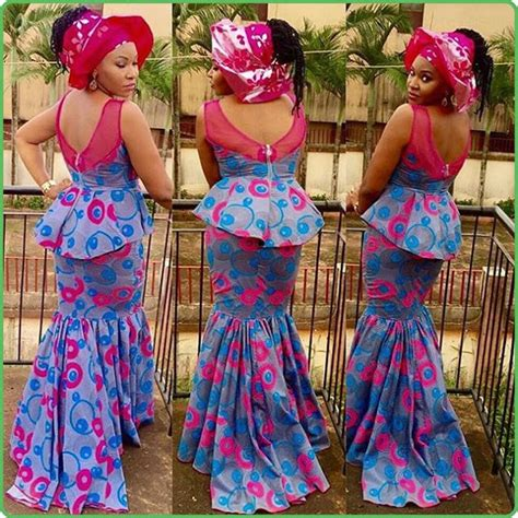 ankara fashions 2016 styles fabulous ankara gown styles 2016 collections