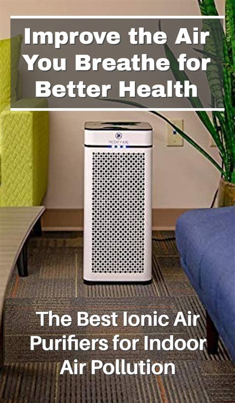 ionic air purifiers  negative ion air cleaner