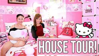 hello kitty house tour hello kitty collection every
