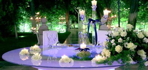 addobbi giardino per matrimonio fiori e addobbi per il matrimonio nella sala ricevimenti
