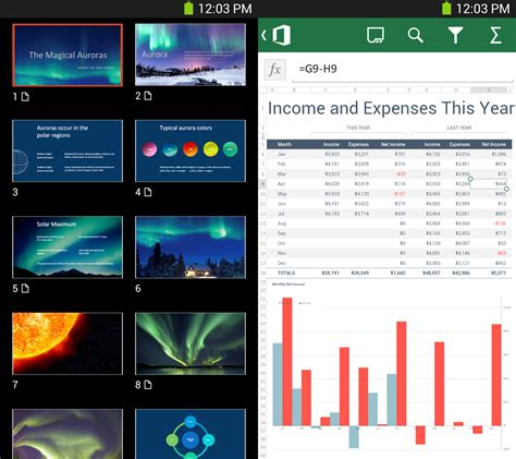 android office brief microsoft office hits android it s not free