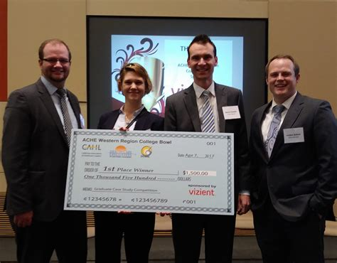 Unr Mba Application Deadline by 2017 Ache Competition Road To Prize Master