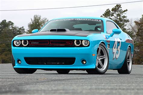 where is challenger when tires need burnin petty s challenger keeps burnin