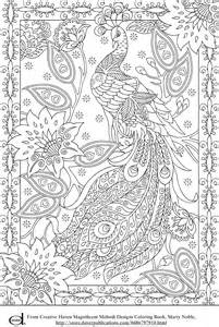 peacock feather coloring pages colouring detailed advanced printable kleuren voor