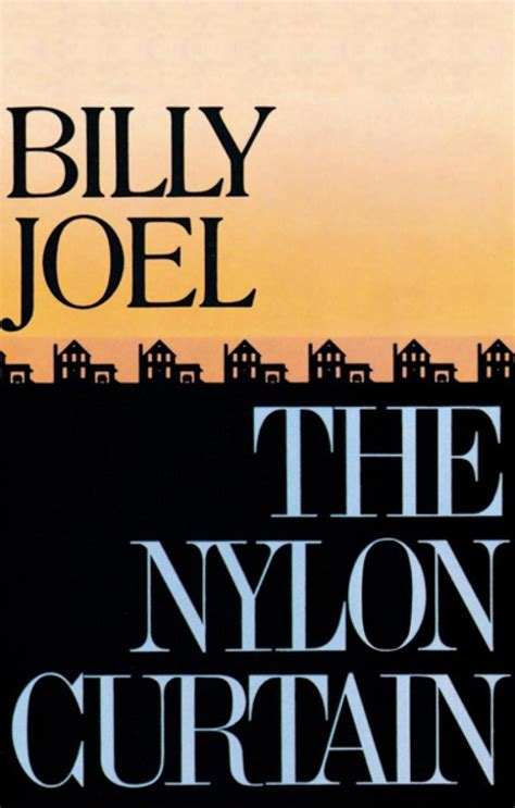 Billy Joel S The Nylon Curtain To Be Reissued As Sacd