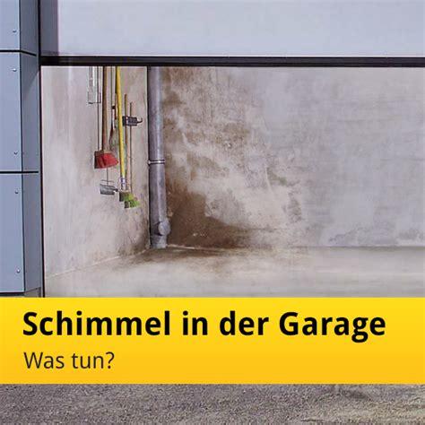 schimmel an der decke was tun feuchte garage mit schimmel in der garage was tun