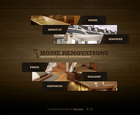 home renovations template free 03 25 03 31 2016