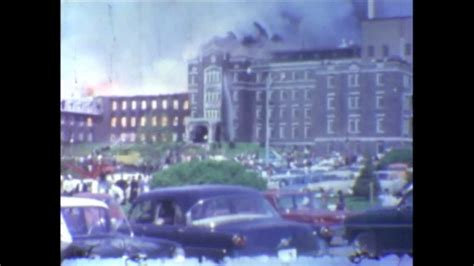 Secretive Ai 1 2 Og Hospital 1963 Incendie De L Hopital De Chicoutimi