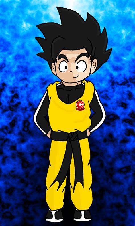 fan made dragon ball z game daikon my fan made dragon ball z character by