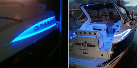 Led Lighting Strips For Boats Outdoor Rgb Led Lights Waterproof 12v Led Light 97 Lumens Ft Led