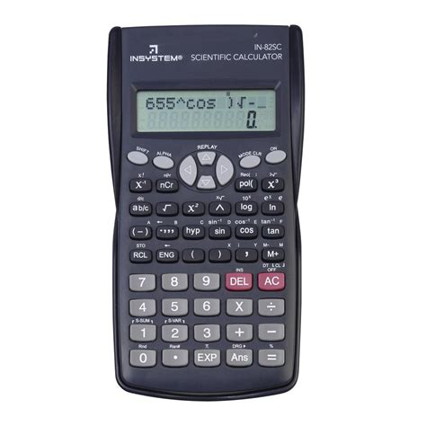 calculator calculus opinions on scientific calculator