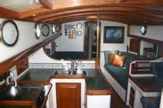 Small Boat Interior Design 1000 Images About Boats Down Below On Pinterest