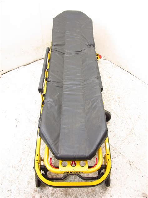 rugged stretcher stryker rugged stretcher and ferno loading system property room