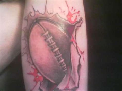 football tattoos for men football tattoos designs ideas and meaning tattoos for you