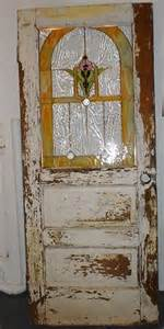 Antique Stained Glass Door Welcome To Yesteryear An Antique Stained Glass Door