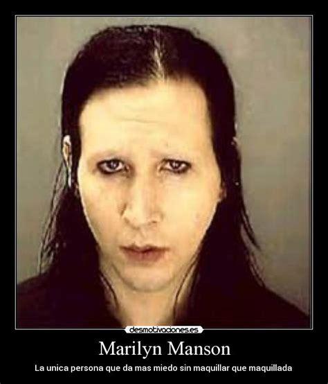 imagenes satanicas de marilin manson desmotivaciones de marilyn manson im 225 genes taringa