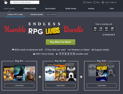 Humble Bundle Humble Bundle Has Been Acquired By Ign Lowyat Net