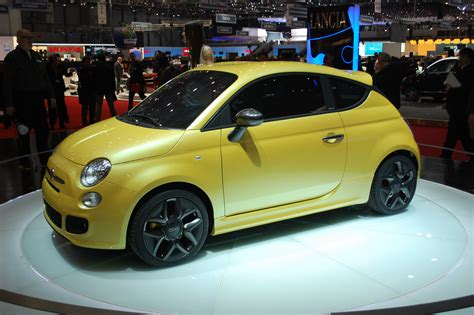 Fiat 500 Coupe by Fiat 500 Coupe Zagato Coming In 2013 Report