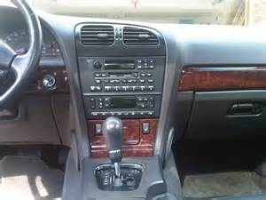 Lincoln Ls Interior 2000 Lincoln Ls Interior Pictures Cargurus
