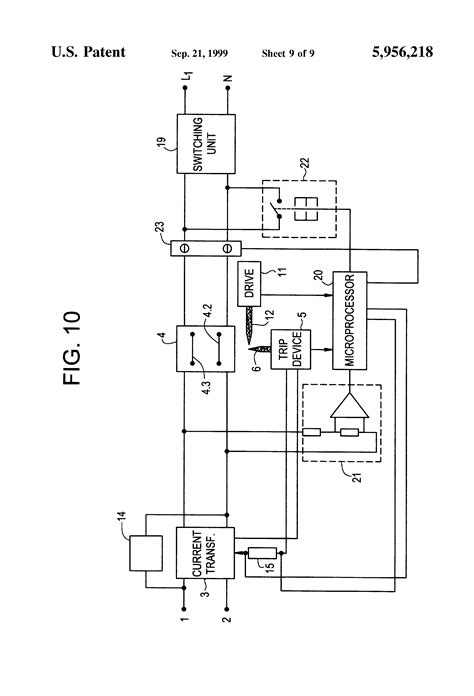 earth leakage circuit breaker diagram 37 wiring diagram