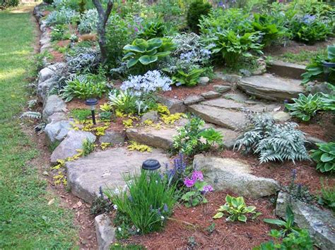 Rock Garden Steps Rock Garden Steps Landscaping Ideas Pinterest