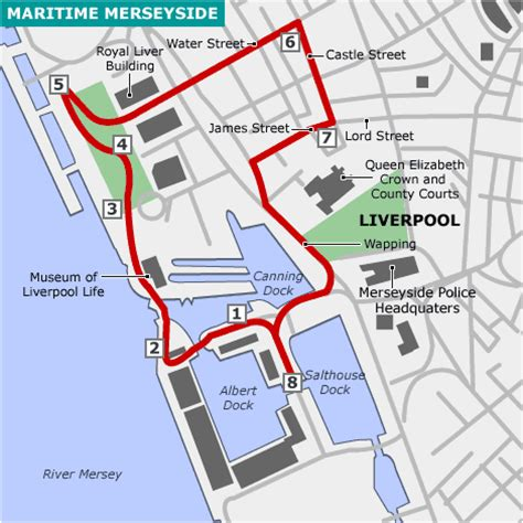 printable map liverpool city centre bbc liverpool coast coast walk maritime merseyside