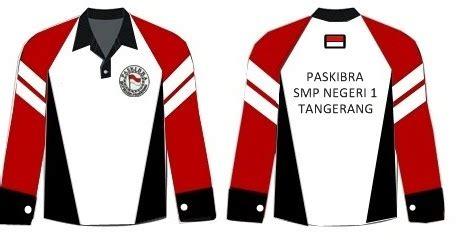 Kemeja Paskibra Baju Latihan Paskibra Smpn 1 Tangerang Baju Latihan