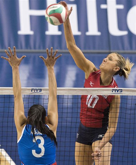three takeaways from the uswnts olympic berth clinching win usa volleyball in lincoln americans one win away from