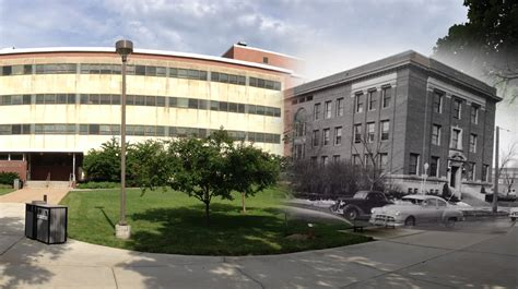 universitynow patten university photo of the day teachers college then and now