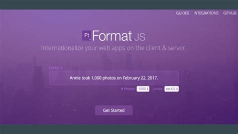format date react internationalizing react apps