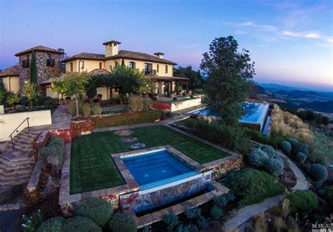 Kendall Homes Floor Plans by 27 5 Million 12 000 Square Foot Hilltop Mansion In St