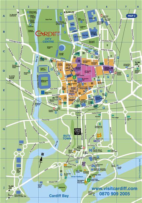 map of city center surcat venue map