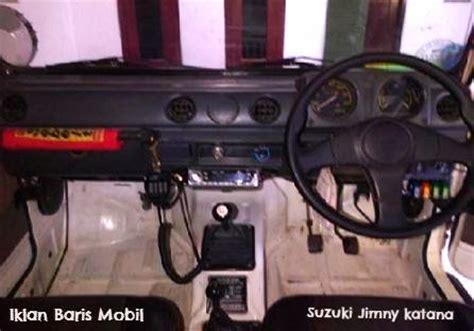 Accu Mobil Katana suzuki jimny katana iklan baris mobil gratis