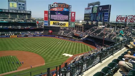 citi field sections citi field section 508 rateyourseats com
