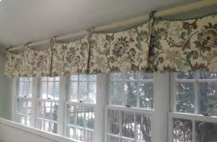 Board Mounted Window Valances Kitchen Box Pleat Valance Installation Curtain Pinterest