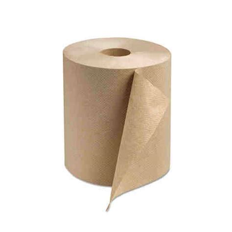 How To Make A Paper Towel - naturale 2ply brown paper towel roll the green grocer manila