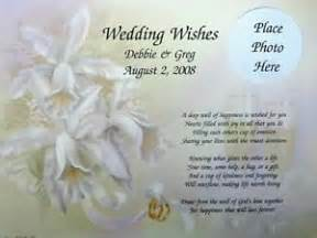 wedding wishes poem personalized wedding wishes poem gift for groom on popscreen